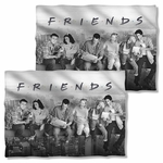 Friends Break Time FB Pillow Case