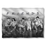 Friends Break Time Pillow Case
