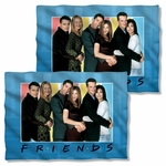 Friends Skyline FB Pillow Case