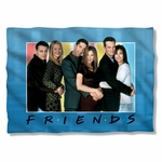 Friends Skyline Pillow Case