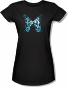 Fringe Butterfly Baby Tee