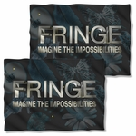 Fringe Logo FB Pillow Case