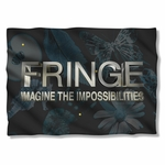 Fringe Logo Pillow Case