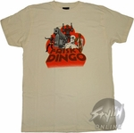 Frisky Dingo T-Shirt Sheer