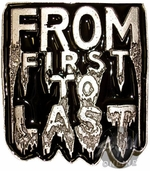 From First To Last Dripping Belt Buckle