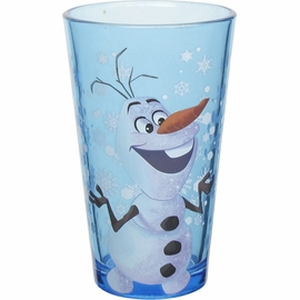 Frozen Olaf Blue Pint Glass