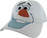 Frozen Olaf Face Buckle Youth Hat