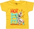 Frozen Olaf Hot Ice Toddler T Shirt