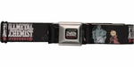 Fullmetal Alchemist Brotherhood Group Seatbelt Mesh Belt