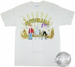 Futurama Group City T-Shirt