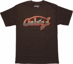 Galaga Logo T Shirt Sheer