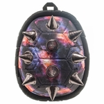 Galaxy Spiked Shell Backpack