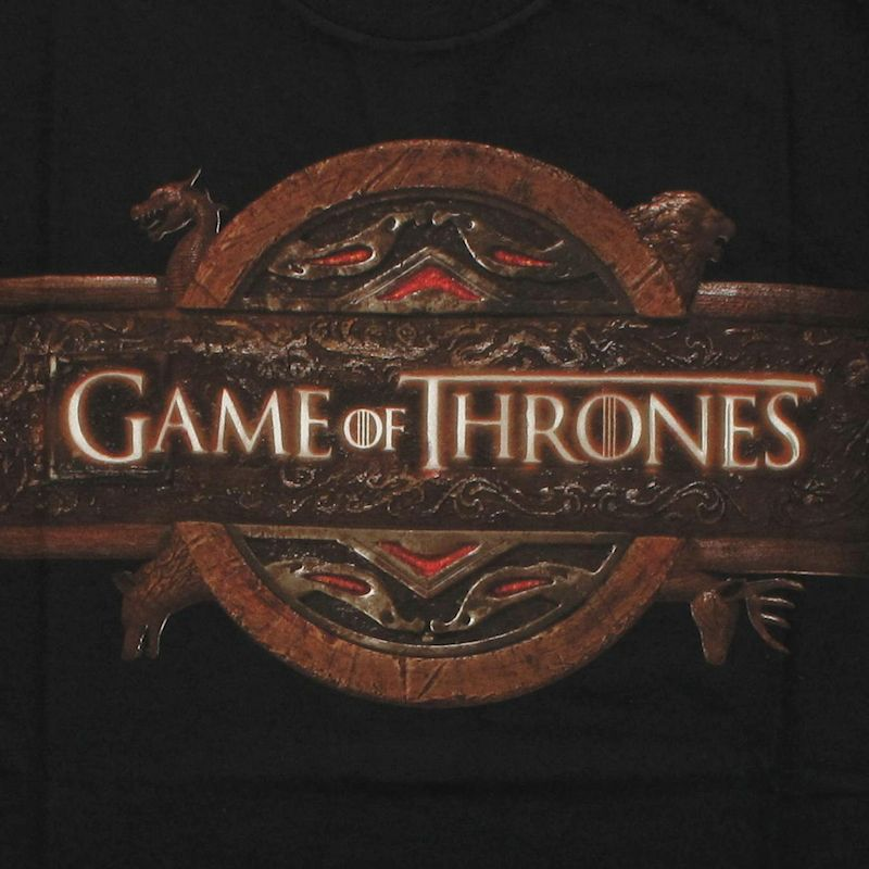 Games Of Thrones Logo