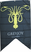 Game of Thrones Greyjoy Family Sigil Flag