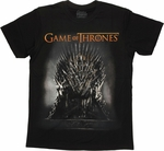 Game of Thrones Iron Throne T Shirt Sheer
