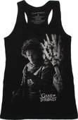 Game of Thrones Jon Throne Tank Top Baby Tee