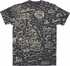 Game of Thrones Map All Over Navy T Shirt Sheer