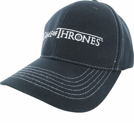 Game of Thrones Name Map Under Bill Buckle Hat