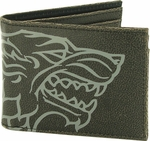 Game of Thrones Stark Weathered Wallet