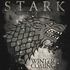 Game of Thrones Stark Winter T Shirt Sheer