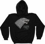 Game of Thrones Stark Wolf Winter Hoodie