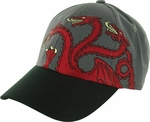 Game of Thrones Targaryen Gray Hat