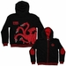 Game of Thrones Targaryen Quilted Hoodie