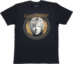 Game of Thrones Tyrion Circle T Shirt Sheer