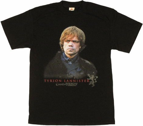 Game of Thrones Tyrion T Shirt