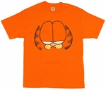 Garfield Face T Shirt