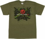 Gears of War 3 Lancer T Shirt