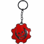 Gears of War Crimson Omen Metal Keychain