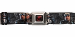 Gears of War Judgment Damon Shoot Seatbelt Mesh Belt