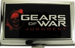 Gears of War Judgment Name Card Case