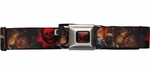 Gears of War Judgment Trenches Seatbelt Mesh Belt
