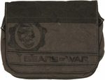 Gears of War Logo Messenger Bag
