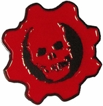 Gears of War Omen Belt Buckle