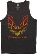 General Motors Firebird Outline Tank Top