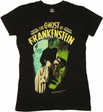 Ghost of Frankenstein Baby Tee