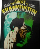 Ghost of Frankenstein Giclee
