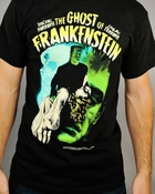 Ghost of Frankenstein T Shirt