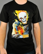 Ghost Rider Comic T Shirt