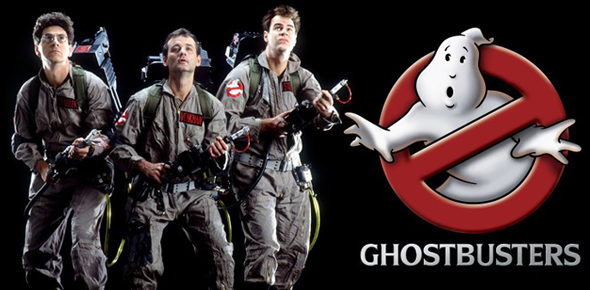 Featured Ghostbusters