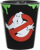 Ghostbusters Logo Who You Gonna Call Shot Glass