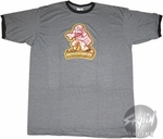 Ghosts N Goblins Fist T-Shirt Sheer