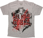 GI Joe All Hail Cobra T Shirt Sheer