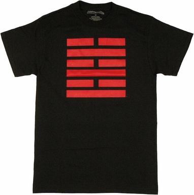 GI Joe Arashikage Tattoo T Shirt