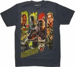 GI Joe Band of Brothers T Shirt Sheer