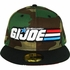 GI Joe Camouflage 59FIFTY Hat