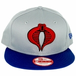 GI Joe Cobra Classic Gray Hat